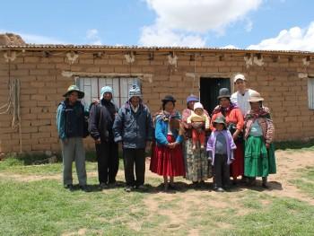 Música para el desarrollo de Bolivia
