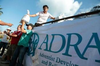 ADRA sigue trabajando en Filipinas