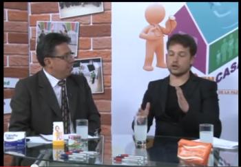 Entrevista a Diego Maldonado de ADRA España en Bolivia.
