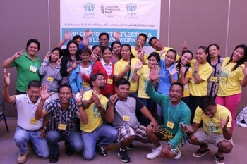 Asistencia alimentaria a los hogares vulnerables afectados por tifón Haiyan (FATAH)