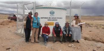Agua y saneamiento básico:  El éxito de mejorar condiciones de vida.