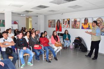 """Conferencias sobre la mujer etíope """"AdMiremos Etiopía"""""""