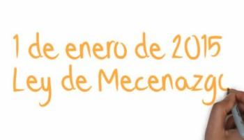 Ley del Mecenazgo en España