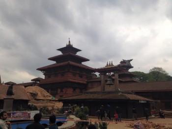 Previsión de 10.000 muertos en Nepal