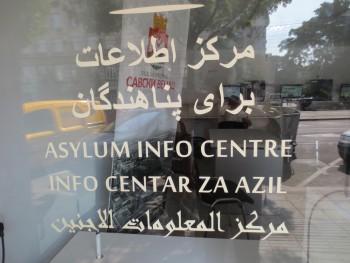 ADRA abre un Centro de Refugiados en Belgrado