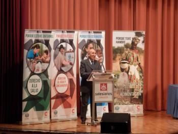 Jornada sobre Derechos Humanos en Zaragoza