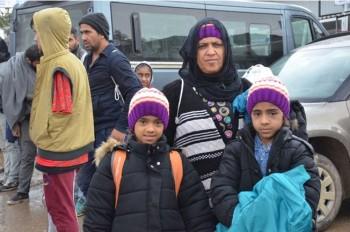 Historia de Vida: Familia afgana