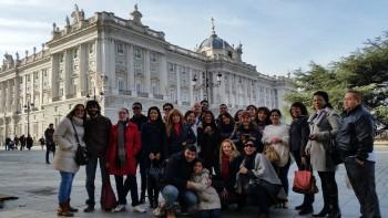 Salida Cultural por Madrid.