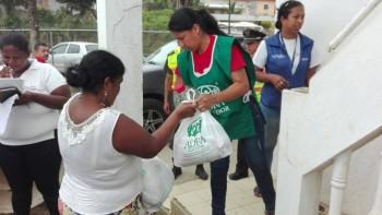 Ecuador eleva a 525 los fallecidos en el terremoto y a más de 4.000 los heridos
