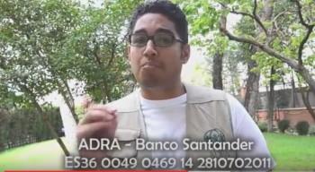 Informe de ADRA España sobre el Seísmo en Ecuador.
