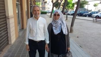 El Dr. Cavadas y ADRA le ofrece una nueva vida a Samira Benhar.