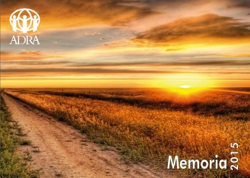 Memoria de la Fundación ADRA 2015