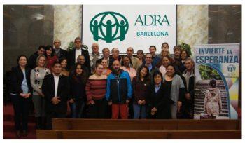 Actividades de la delegación de ADRA Barcelona