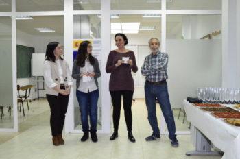 Inauguración del Centro de ADRA en Sagunto