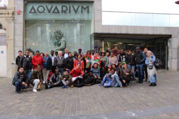 ADRA Vitoria-Gasteiz de excursión a Donosti