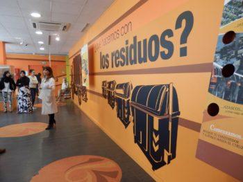 El centro de ADRA en Zaragoza visita el Complejo para el Tratamiento de Residuos Urbanos de Zaragoza (CTRUZ)