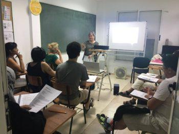 Módulo de Psicología del curso de Atención a personas mayores y/o movilidad reducida