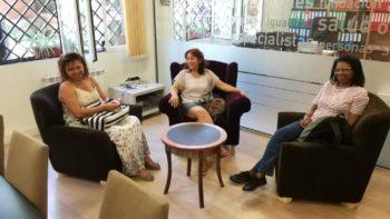Espacio de NetWorking y búsqueda de trabajo en el Centro de ADRA en Madrid
