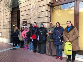 Proyecto de autoempleo del centro de ADRA Zaragoza