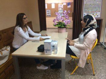 Taller de entrevista de trabajo en ADRA Puerto Sagunto