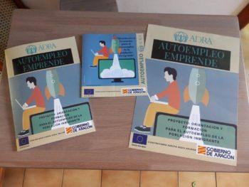 Finalizado el Proyecto de Autoempleo en ADRA Zaragoza