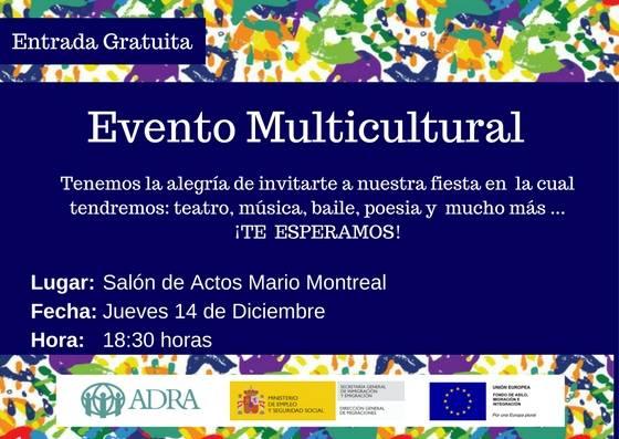 Evento Multicultural en Sagunto